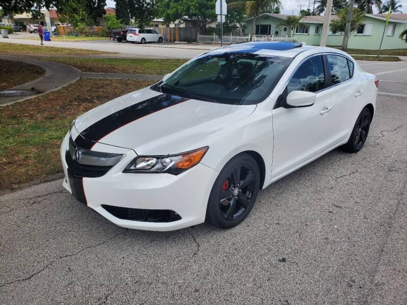 2014 Acura ILX for sale in Pompano Beach, FL