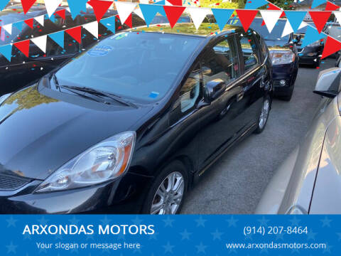 2010 Honda Fit for sale at ARXONDAS MOTORS in Yonkers NY