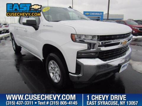 2020 Chevrolet Silverado 1500 for sale at East Syracuse Performance Sales & Service in Syracuse NY
