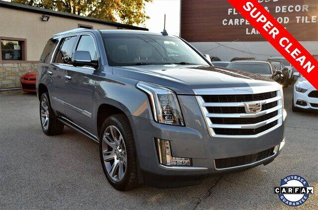 2015 Cadillac Escalade for sale at LAKESIDE MOTORS, INC. in Sachse TX