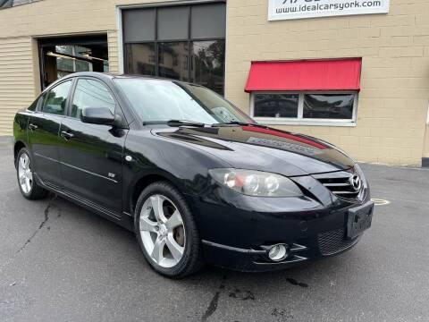 2006 Mazda MAZDA3 for sale at I-Deal Cars LLC in York PA