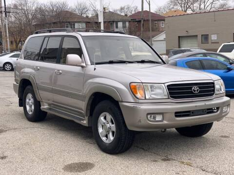 2000 Toyota Land Cruiser for sale at IMPORT Motors in Saint Louis MO