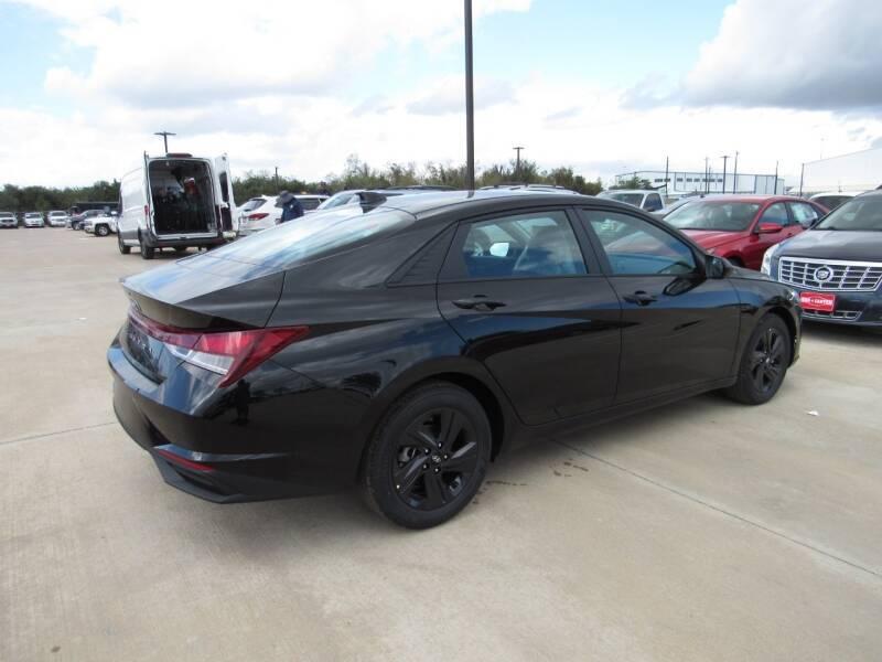 2021 Hyundai Elantra SEL 4dr Sedan - Houston TX