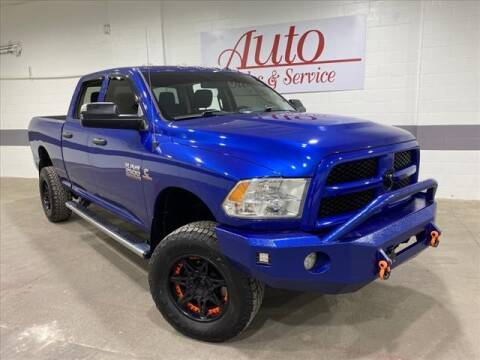 2016 RAM Ram Pickup 2500 for sale at Auto Sales & Service Wholesale in Indianapolis IN
