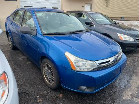 2010 Ford Focus for sale at Dennis Public Garage in Newark NJ