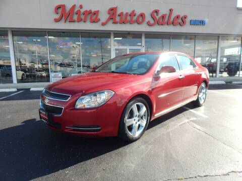 2012 Chevrolet Malibu for sale at Mira Auto Sales in Dayton OH