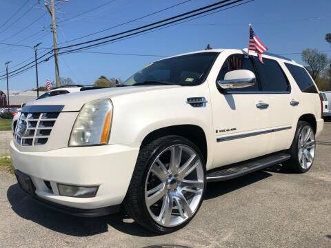2007 Cadillac Escalade for sale at Mega Autosports in Chesapeake VA