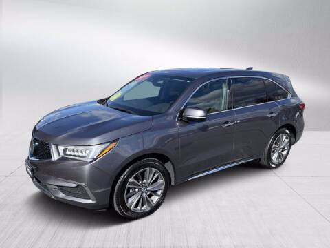 2017 Acura MDX for sale at Fitzgerald Cadillac & Chevrolet in Frederick MD