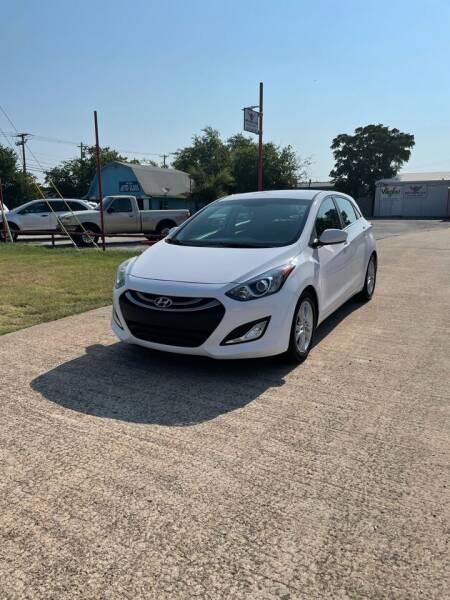 2015 Hyundai Elantra GT for sale at Vamos-Motorplex in Lewisville TX