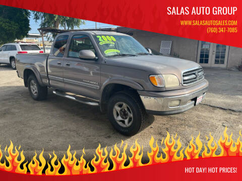 2000 Toyota Tundra for sale at Salas Auto Group in Indio CA