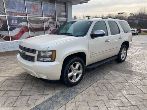 2011 Chevrolet Tahoe for sale at Tim Short Auto Mall in Corbin KY