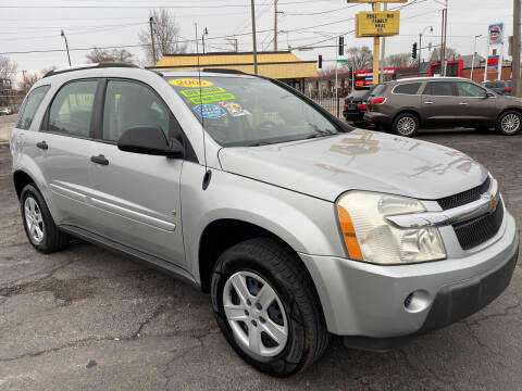 2006 Chevrolet Equinox for sale at Figueroa Auto Sales in Joliet IL