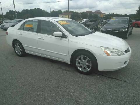 2004 Honda Accord for sale at Kelly & Kelly Supermarket of Cars in Fayetteville NC