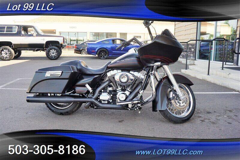 2013 Harley-Davidson FFLTRX for sale at LOT 99 LLC in Milwaukie OR