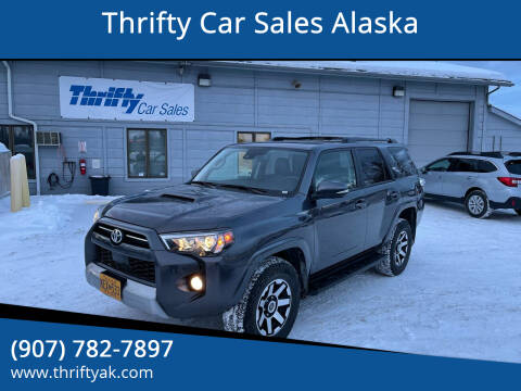2020 Toyota 4Runner for sale at Thrifty Car Sales Alaska in Anchorage AK
