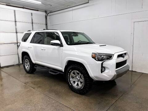 2016 Toyota 4Runner for sale at PARKWAY AUTO in Hudsonville MI