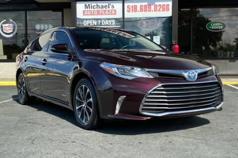 2016 Toyota Avalon Hybrid for sale at Michaels Auto Plaza in East Greenbush NY