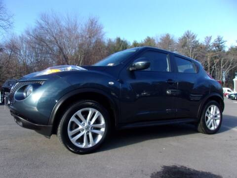 2013 Nissan JUKE for sale at Mark's Discount Truck & Auto Sales in Londonderry NH
