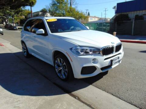 2014 BMW X5 for sale at Santa Monica Suvs in Santa Monica CA