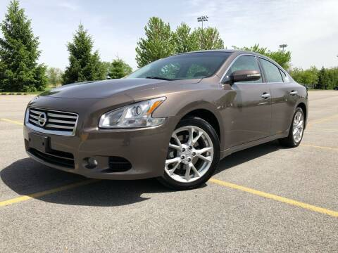 2014 Nissan Maxima for sale at Car Stars in Elmhurst IL