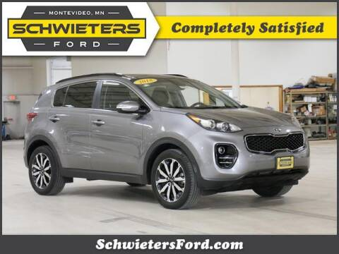 2018 Kia Sportage for sale at Schwieters Ford of Montevideo in Montevideo MN
