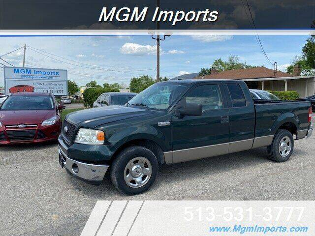 2006 Ford F-150 for sale at MGM Imports in Cincinnati OH