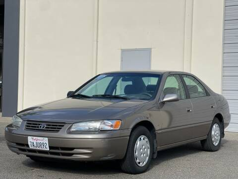 1999 Toyota Camry for sale at AutoAffari LLC in Sacramento CA