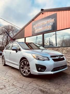 2013 Subaru Impreza for sale at Harborcreek Auto Gallery in Harborcreek PA