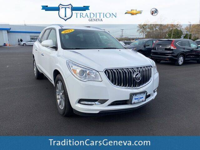 2017 Buick Enclave AWD Leather 4dr Crossover - Geneva NY