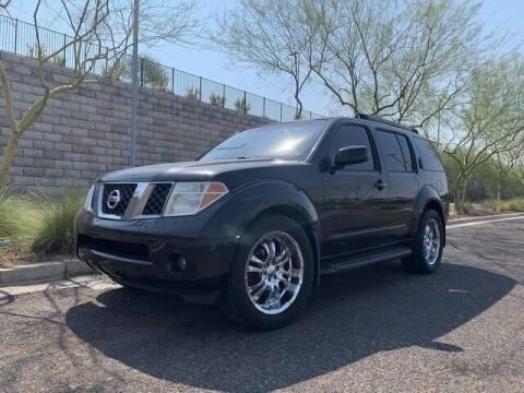 2006 Nissan Pathfinder for sale at MyAutoJack.com @ Auto House in Tempe AZ