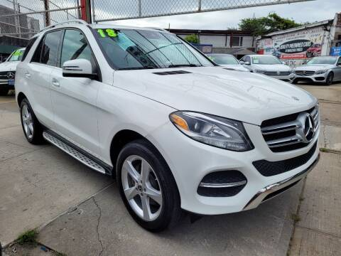 2018 Mercedes-Benz GLE for sale at LIBERTY AUTOLAND INC - LIBERTY AUTOLAND II INC in Queens Villiage NY