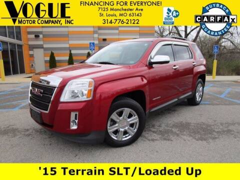 2015 GMC Terrain for sale at Vogue Motor Company Inc in Saint Louis MO