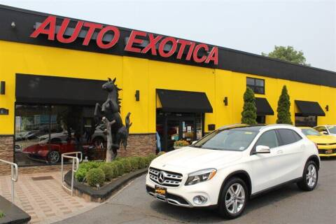 2018 Mercedes-Benz GLA for sale at Auto Exotica in Red Bank NJ