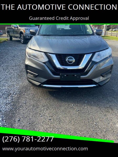 2018 Nissan Rogue for sale at THE AUTOMOTIVE CONNECTION in Atkins VA