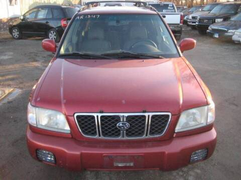 2002 Subaru Forester for sale at Carz R Us 1 Heyworth IL - Carz R Us Armington IL in Armington IL