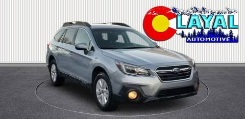 2018 Subaru Outback for sale at Layal Automotive in Englewood CO