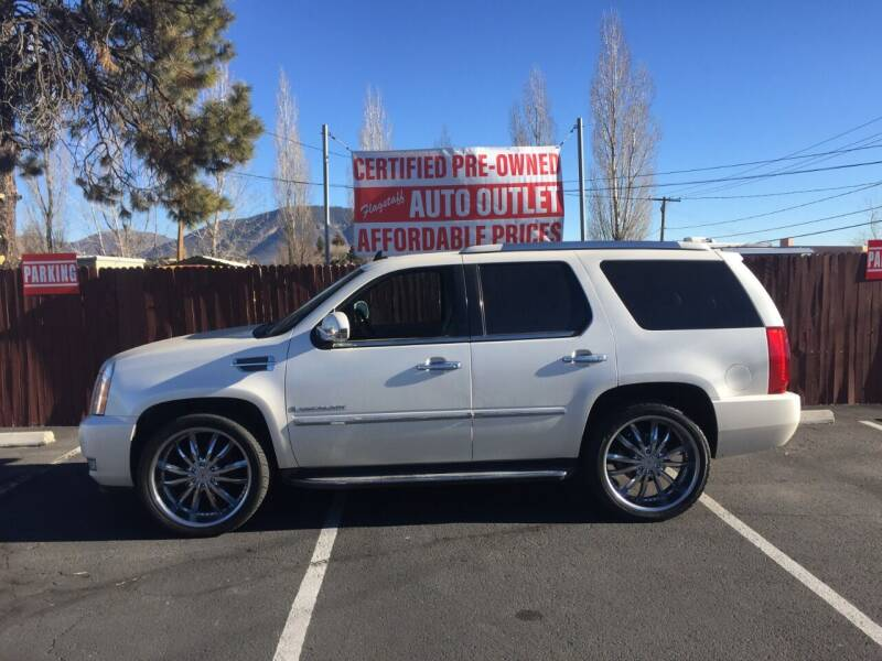 2009 Cadillac Escalade for sale at Flagstaff Auto Outlet in Flagstaff AZ