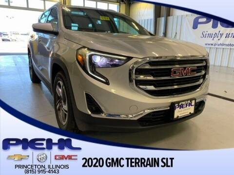 2020 GMC Terrain for sale at Piehl Motors - PIEHL Chevrolet Buick Cadillac in Princeton IL