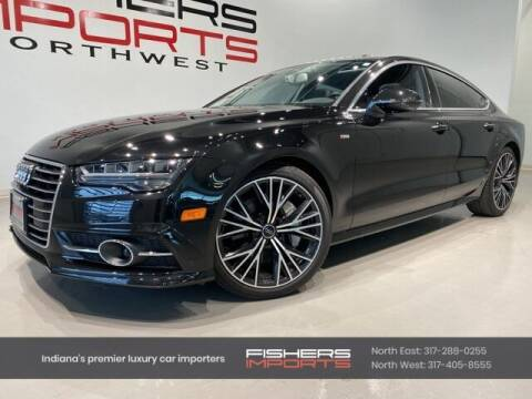 2018 Audi A7 for sale at Fishers Imports in Fishers IN