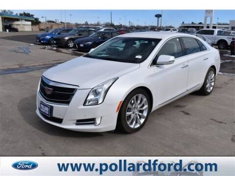 2016 Cadillac XTS for sale at South Plains Autoplex by RANDY BUCHANAN in Lubbock TX
