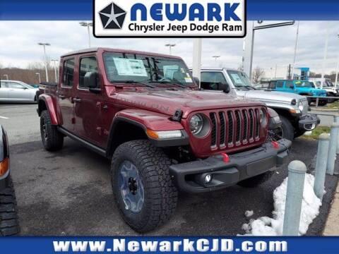 2021 Jeep Gladiator for sale at NEWARK CHRYSLER JEEP DODGE in Newark DE