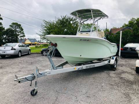 2017 SEA FOX 186 COMMANDER for sale at Capital Car Sales of Columbia in Columbia SC