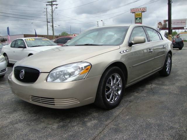2007 Buick Lucerne for sale at Augusta Motors Inc in Indianapolis IN