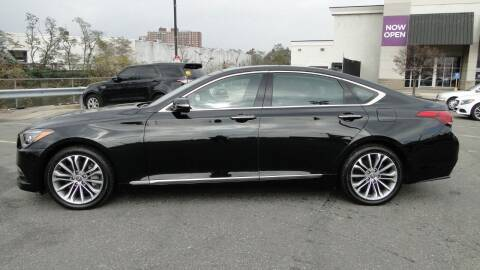2017 Genesis G80 for sale at AFFORDABLE MOTORS OF BROOKLYN in Brooklyn NY