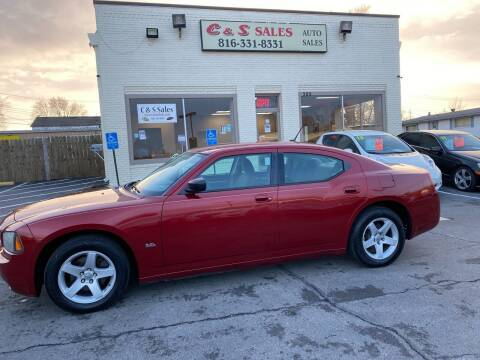 2008 Dodge Charger for sale at C & S SALES in Belton MO