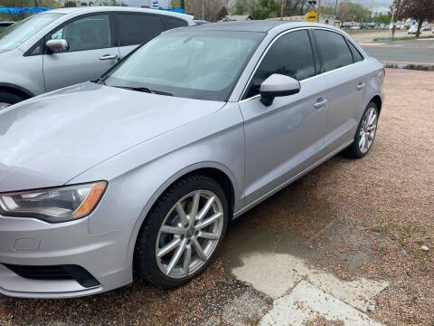 2015 Audi A3 for sale at PYRAMID MOTORS AUTO SALES in Florence CO