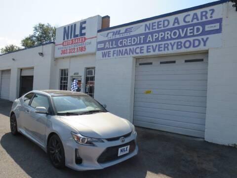 2014 Scion tC for sale at Nile Auto Sales in Denver CO