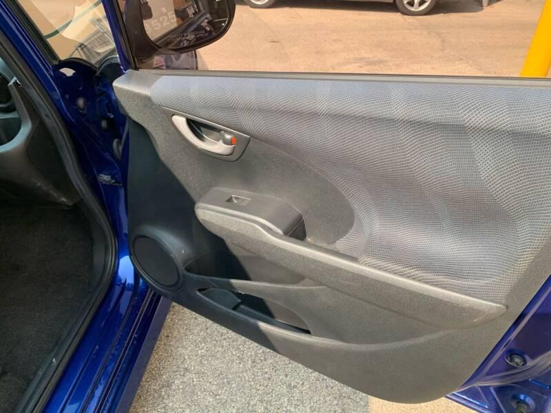 2009 Honda Fit Sport 4dr Hatchback 5M - Villa Park IL