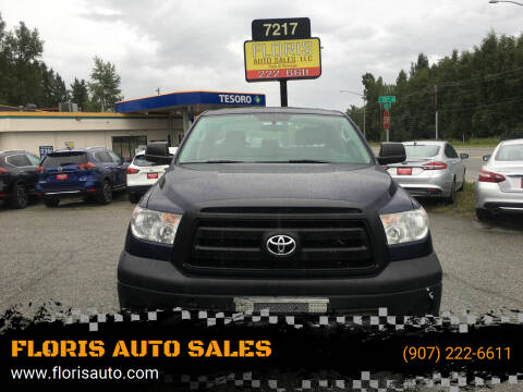 2011 Toyota Tundra for sale at FLORIS AUTO SALES in Anchorage AK