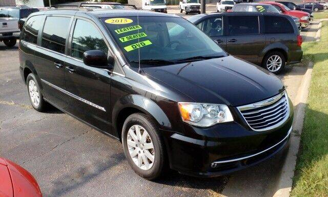 2015 Chrysler Town and Country for sale at Jim Clark Auto World in Topeka KS